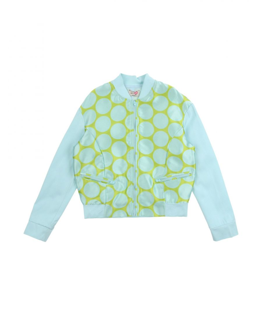 Image for COATS & JACKETS Ki6? Pretty Turquoise Girl Polyester