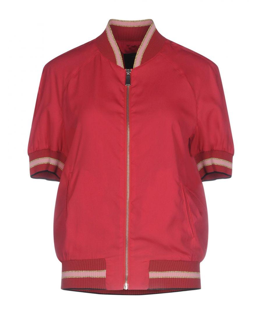 Image for Pinko Garnet Bomber Jacket