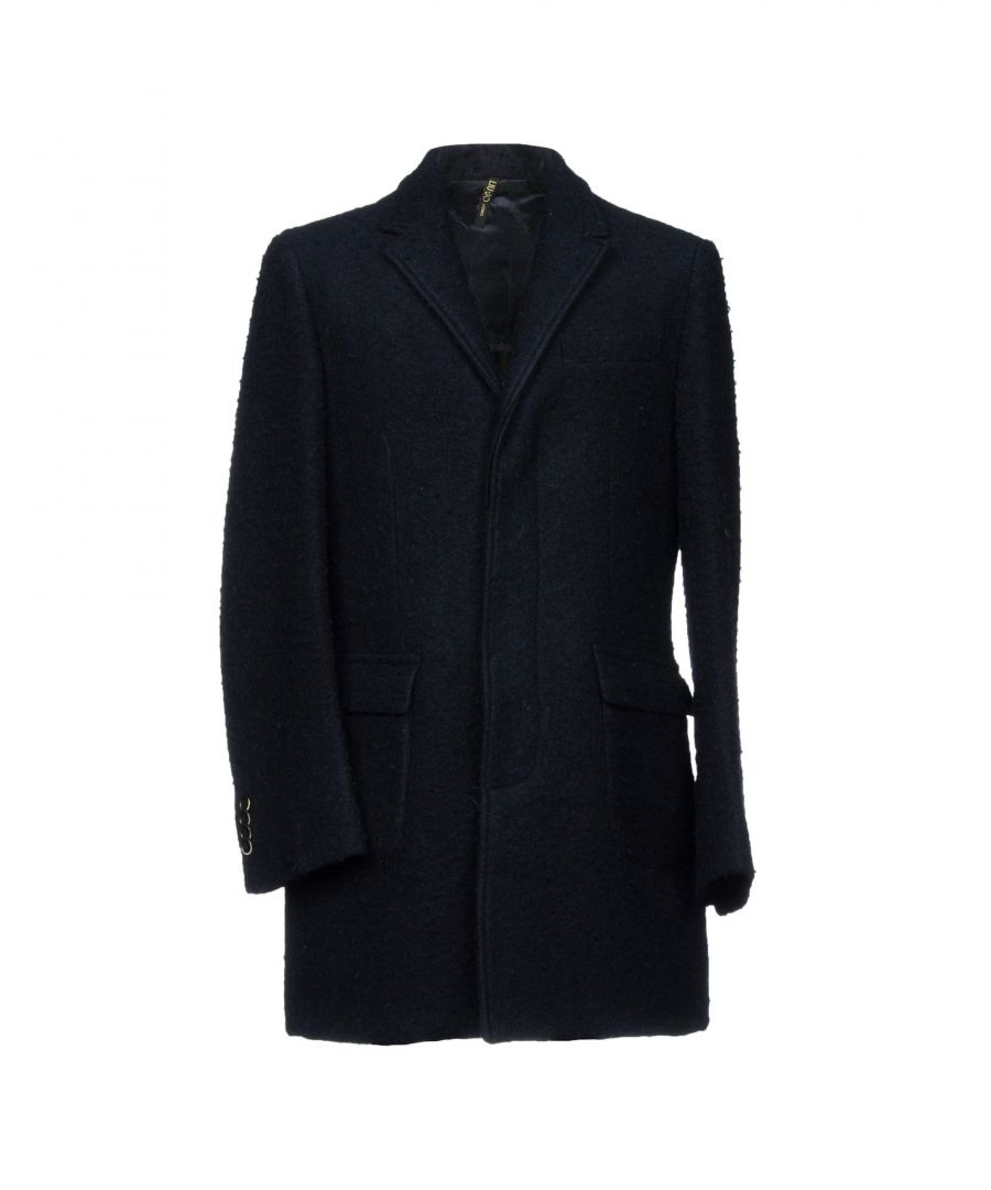Image for COATS & JACKETS Liu �Jo Man Dark blue Man Virgin Wool