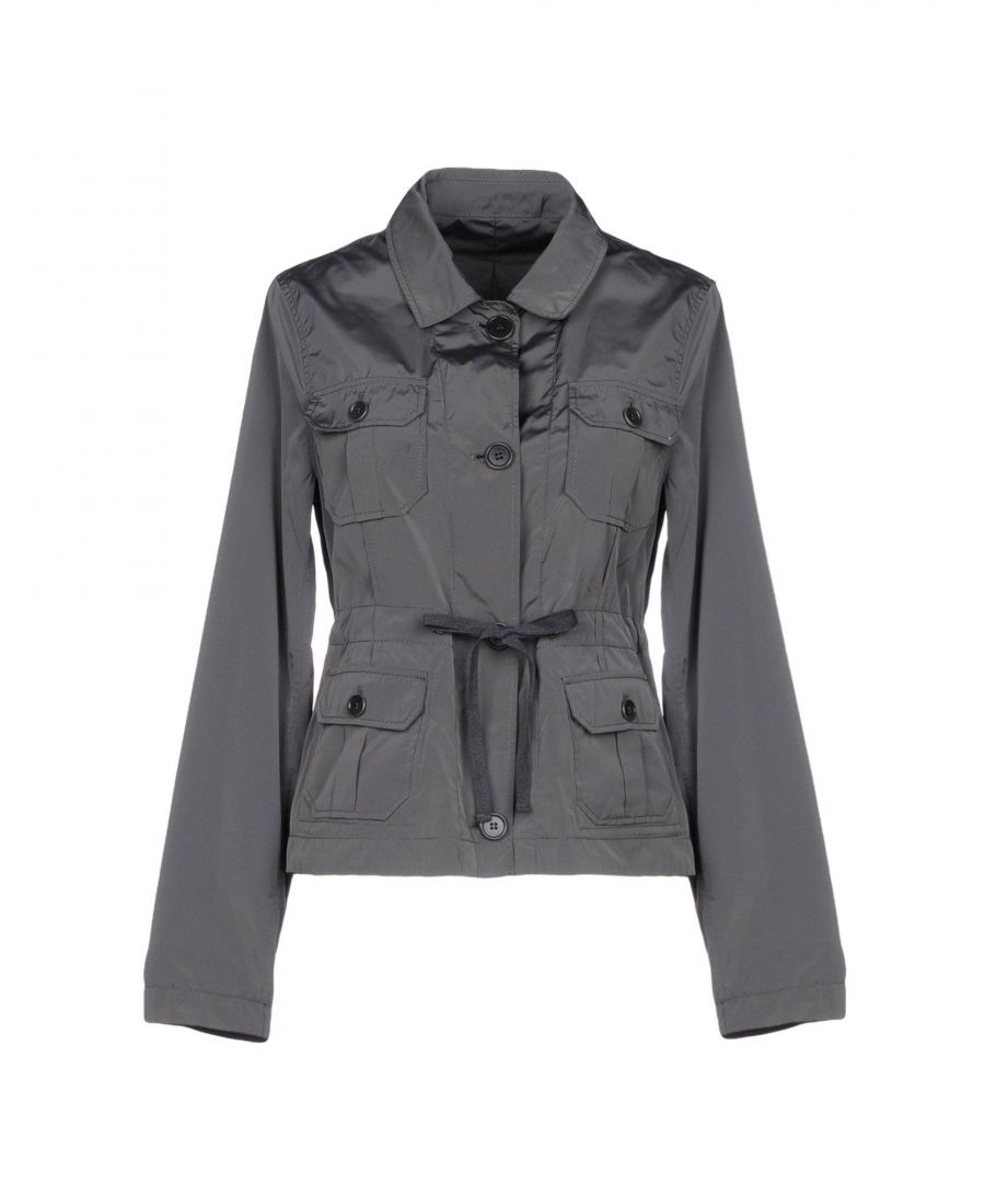 Image for COATS & JACKETS Aspesi Grey Woman Polyester