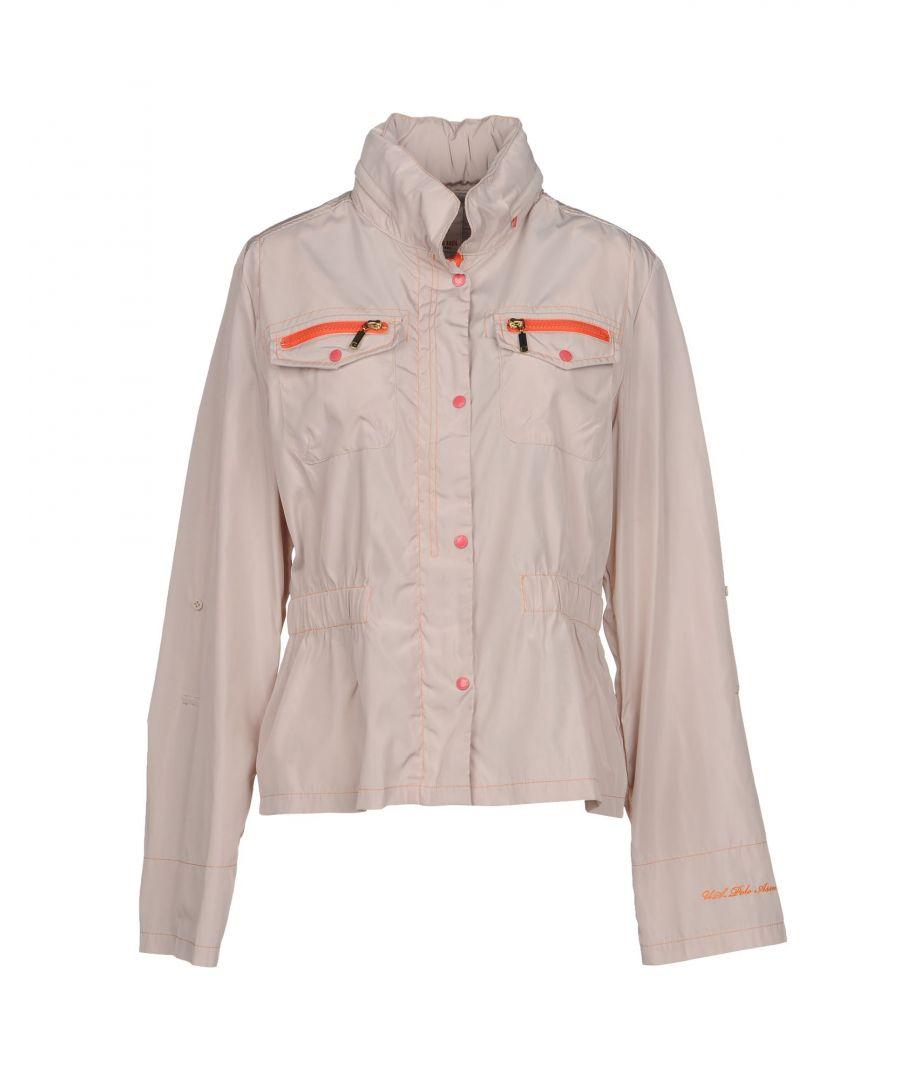 Image for U.S.Polo Assn. Beige Techno Fabric Jacket