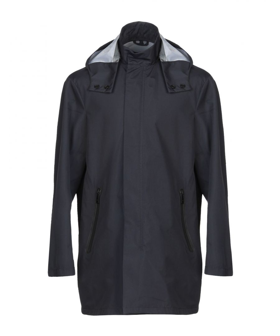 Image for Armani Jeans Dark Blue Coat