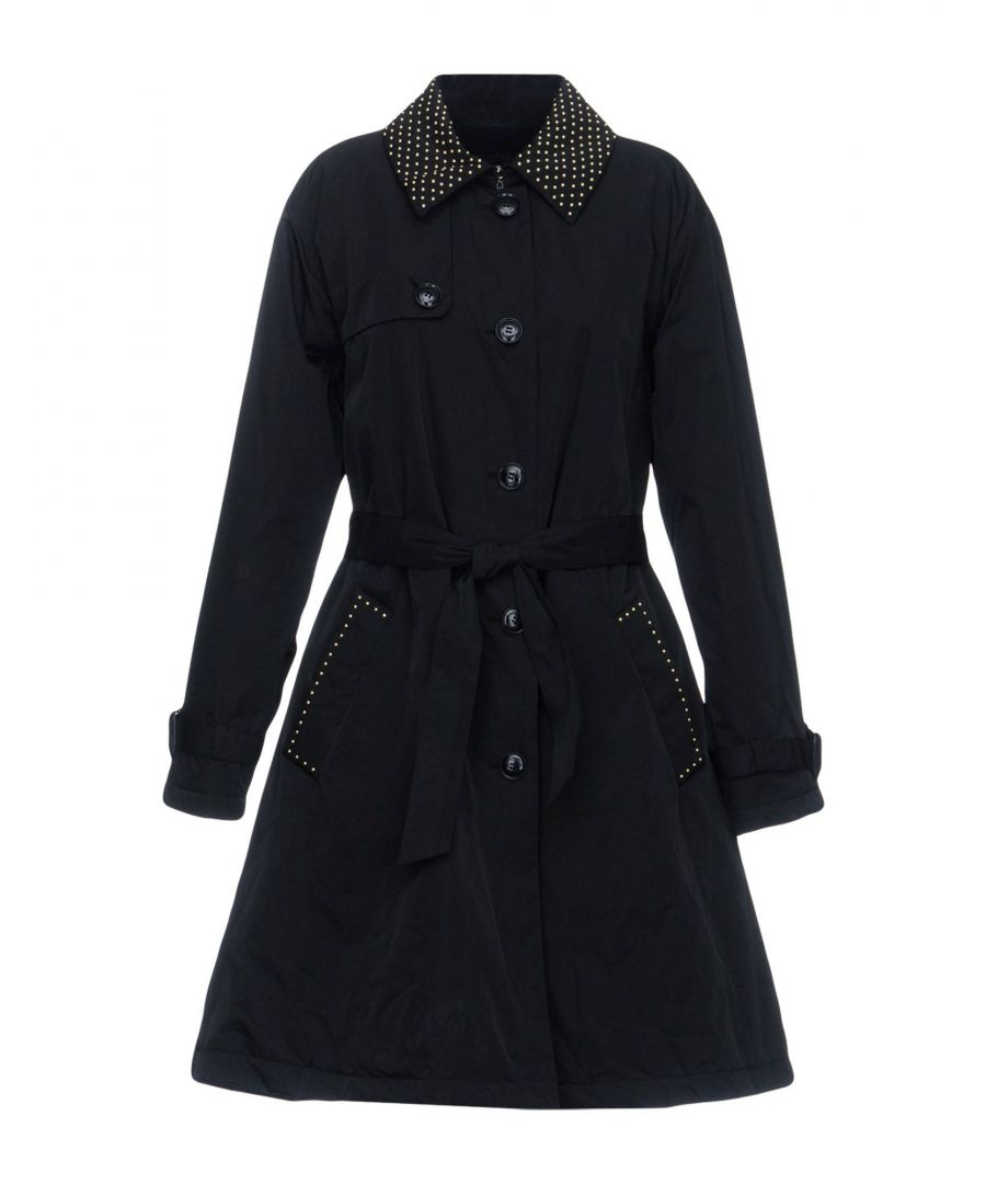 Image for Boutique Moschino Black Single Breasted Coat
