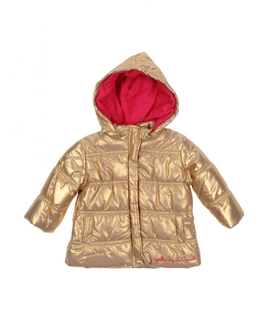Image for COATS & JACKETS Girl Agatha Ruiz De La Prada Baby Gold Polyester