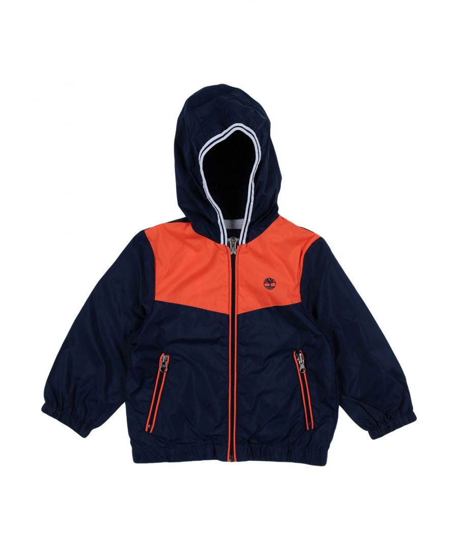 Image for COATS & JACKETS Timberland Orange Boy Polyester