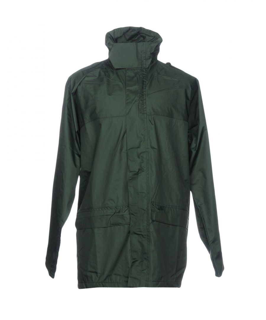 Image for Aspesi Dark Green Techno Fabric Jacket