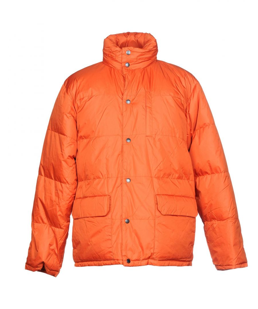 Image for Aspesi Orange Techno Fabric Padded Jacket