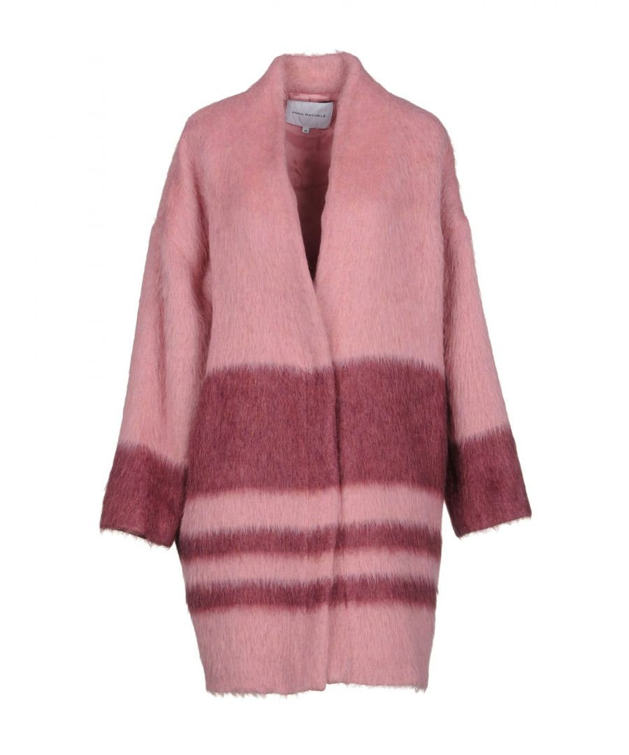 Image for Anna Rachele Pastel Pink Overcoat