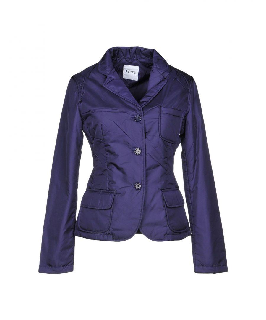 Image for Aspesi Dark Purple Techno Fabric Jacket
