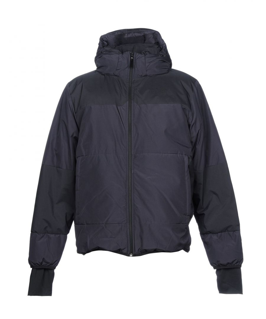 Image for The North Face Dark Blue Techno Fabric Jacket