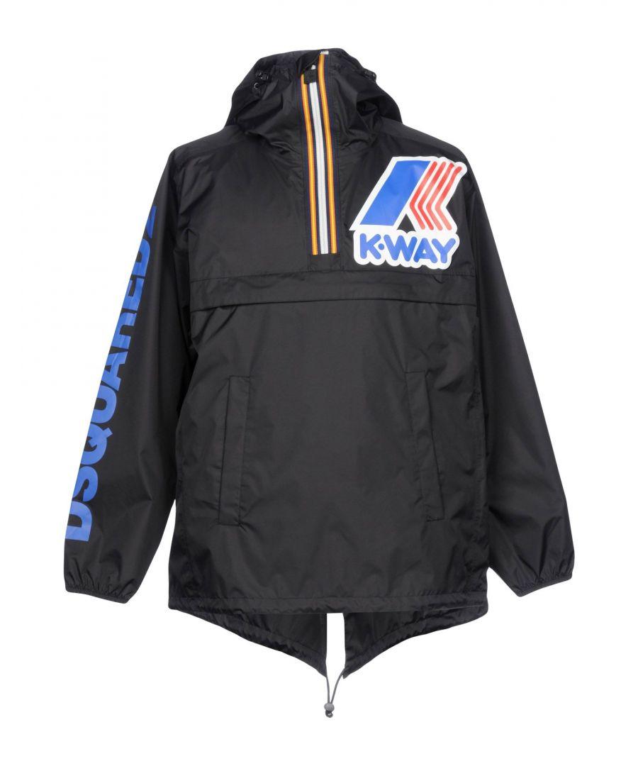 Image for Dsquared2 X K-Way Black Jacket