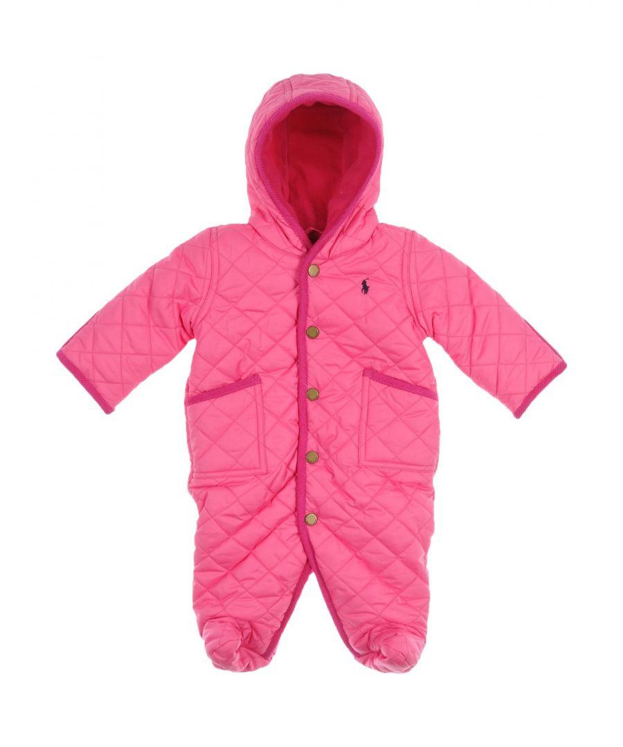 Image for COATS & JACKETS Girl Ralph Lauren Fuchsia Polyester