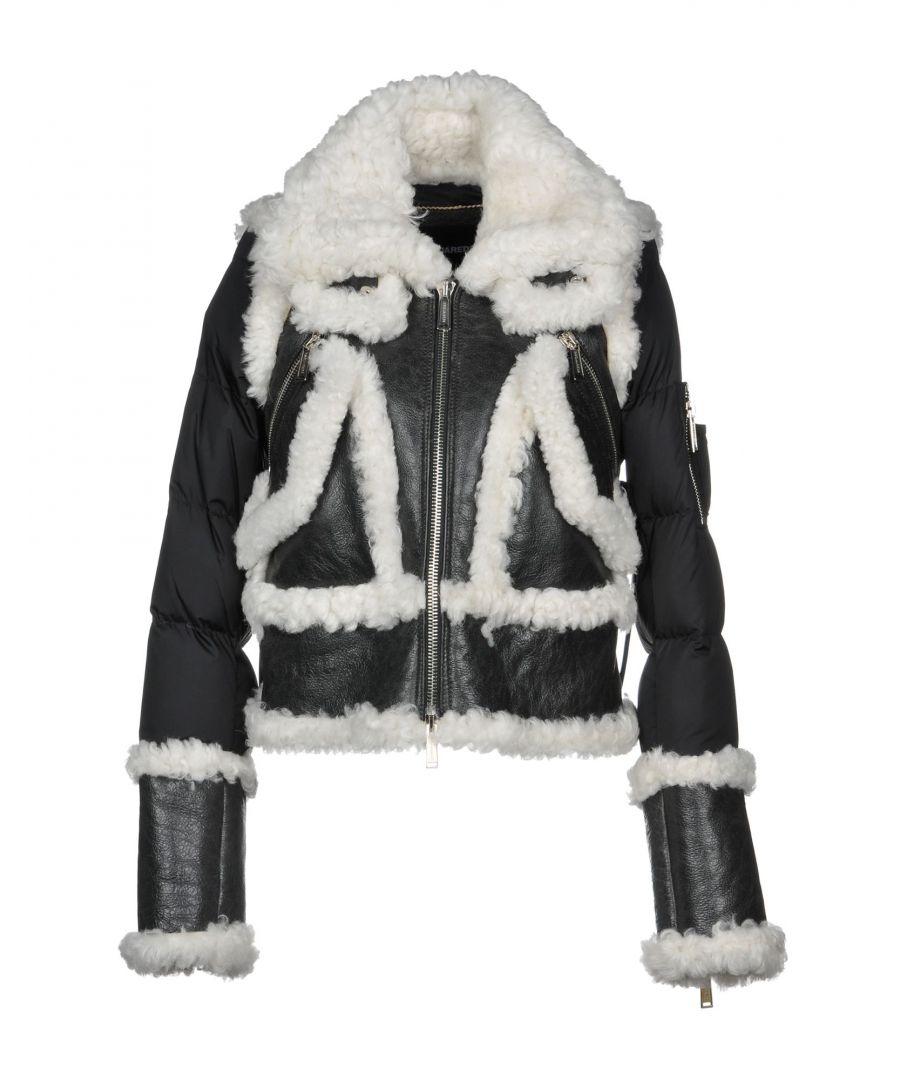Image for Dsquared2 Black Techno Fabric Jacket