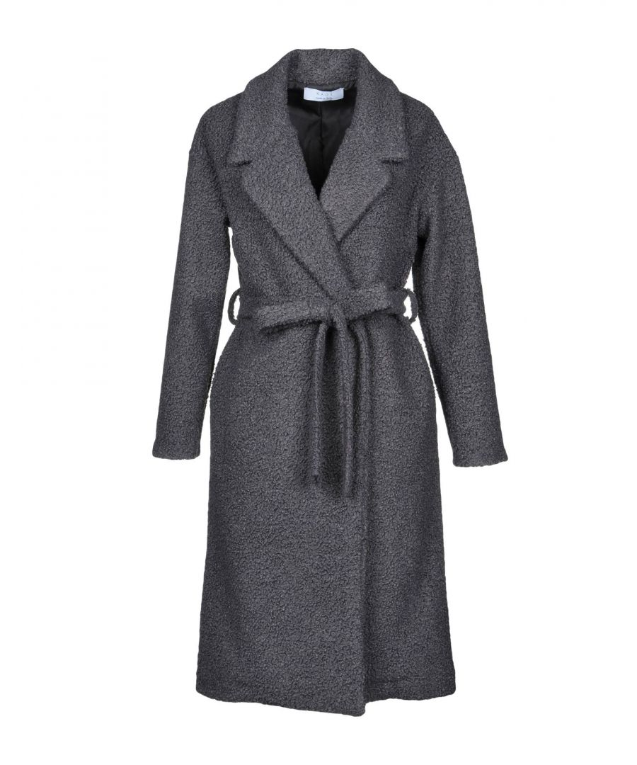 Image for Kaos Lead Boucle Belted Coat