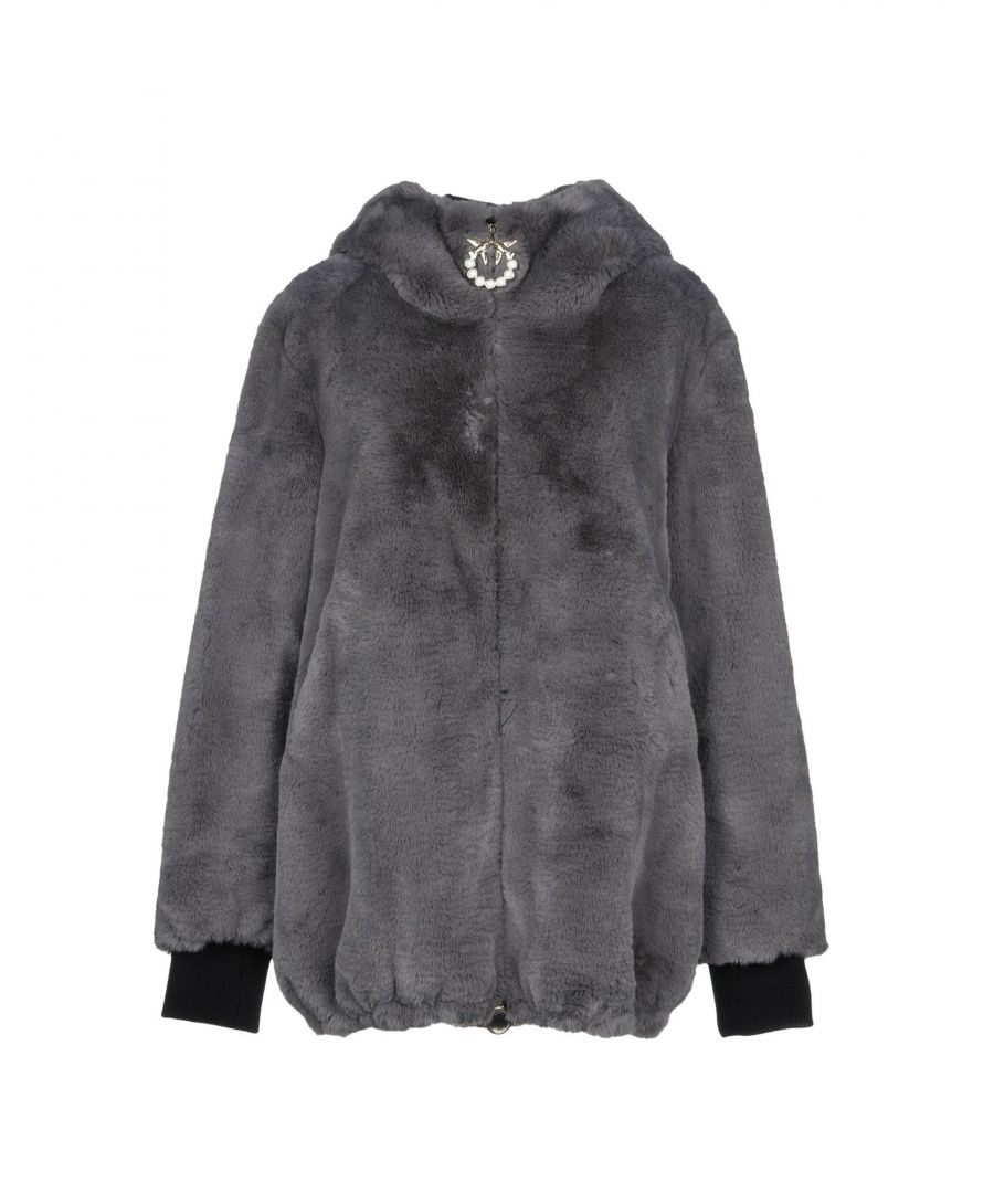 Image for Pinko Lead Faux Fur Jacket