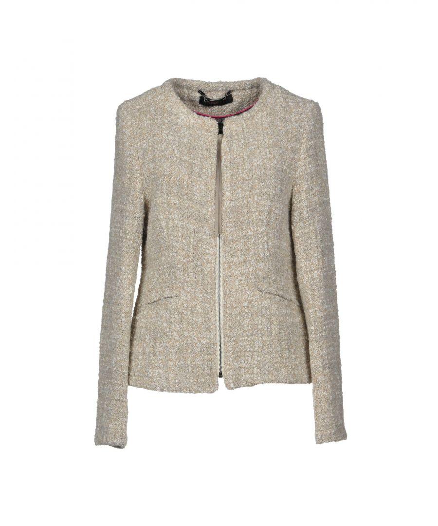 Image for Cafenoir Beige Boucle Jacket
