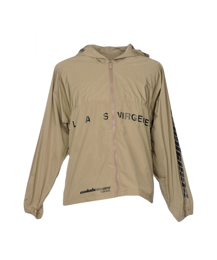 Image for Yeezy Military Green Techno Fabric Jacket