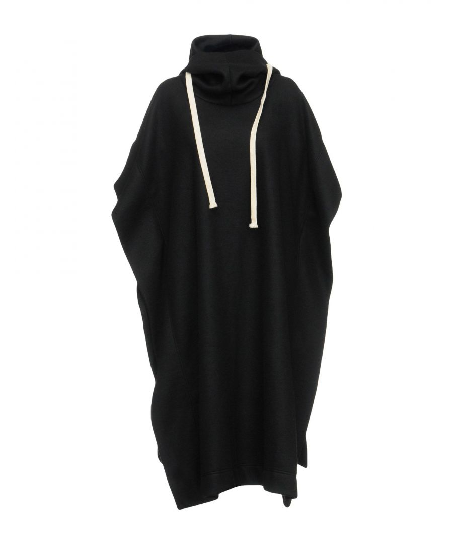 Image for X Concept Black Cotton Cape