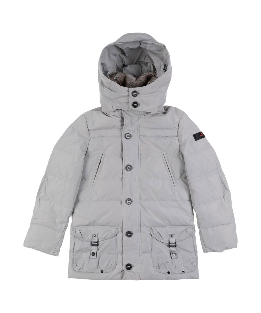 Image for COATS & JACKETS Girl Peuterey Light grey Polyester