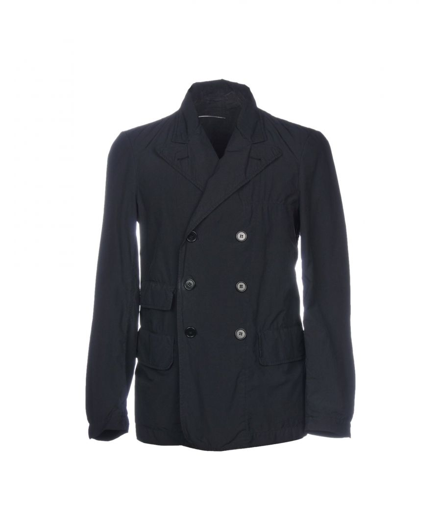 Image for Aspesi Dark Blue Double Breasted Jacket