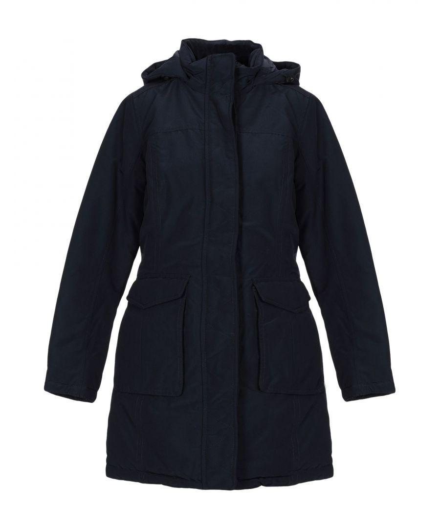 Image for Napapijri Dark Blue Techno Fabric Coat