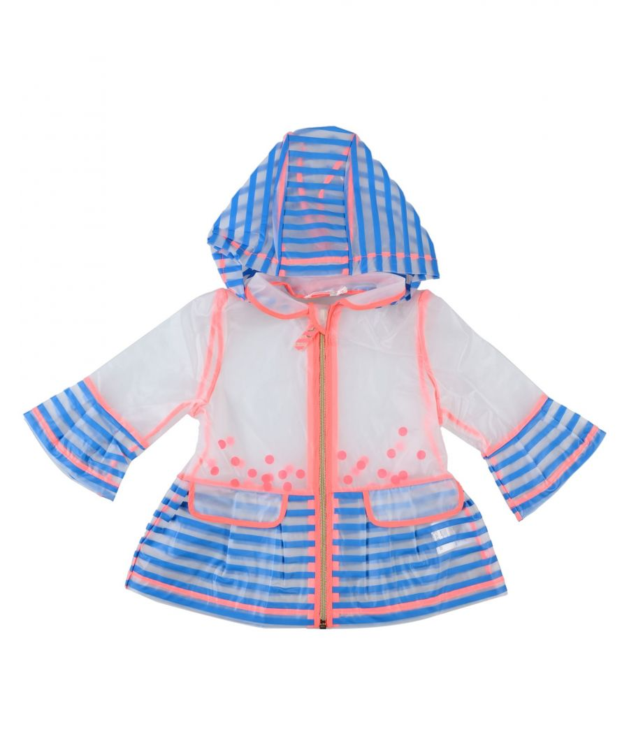 Image for COATS & JACKETS Billieblush Transparent Girl Polyurethane