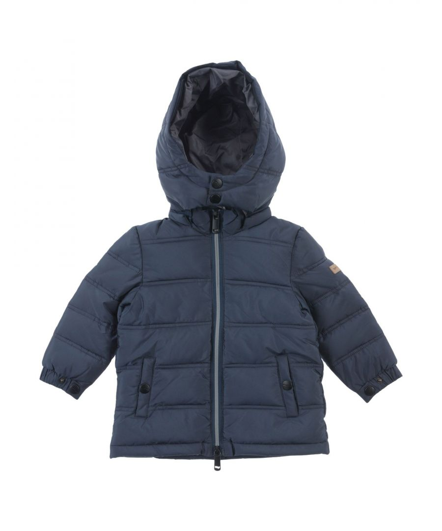Image for COATS & JACKETS Gas Dark blue Boy Polyester