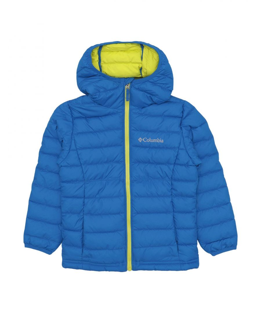 Image for COATS & JACKETS Boy Columbia Blue Polyester
