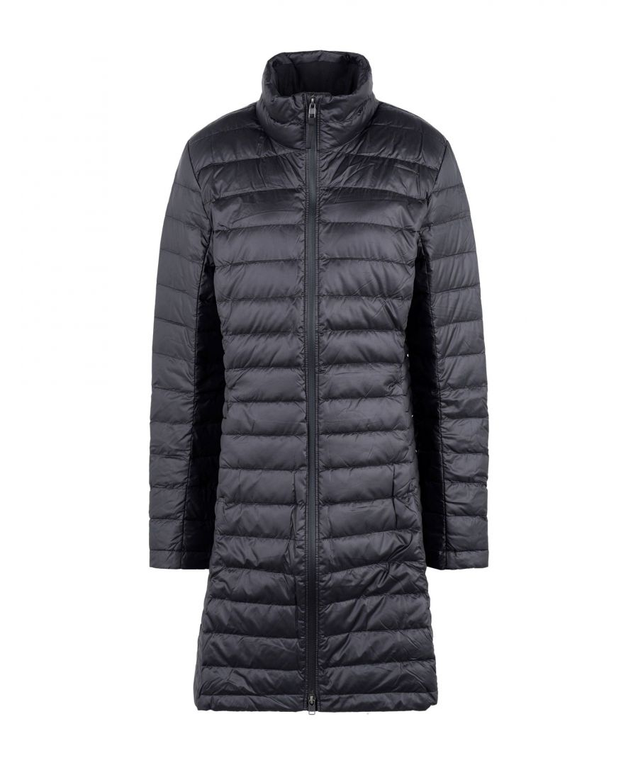 Image for Patagonia Black Techno Fabric Padded Coat
