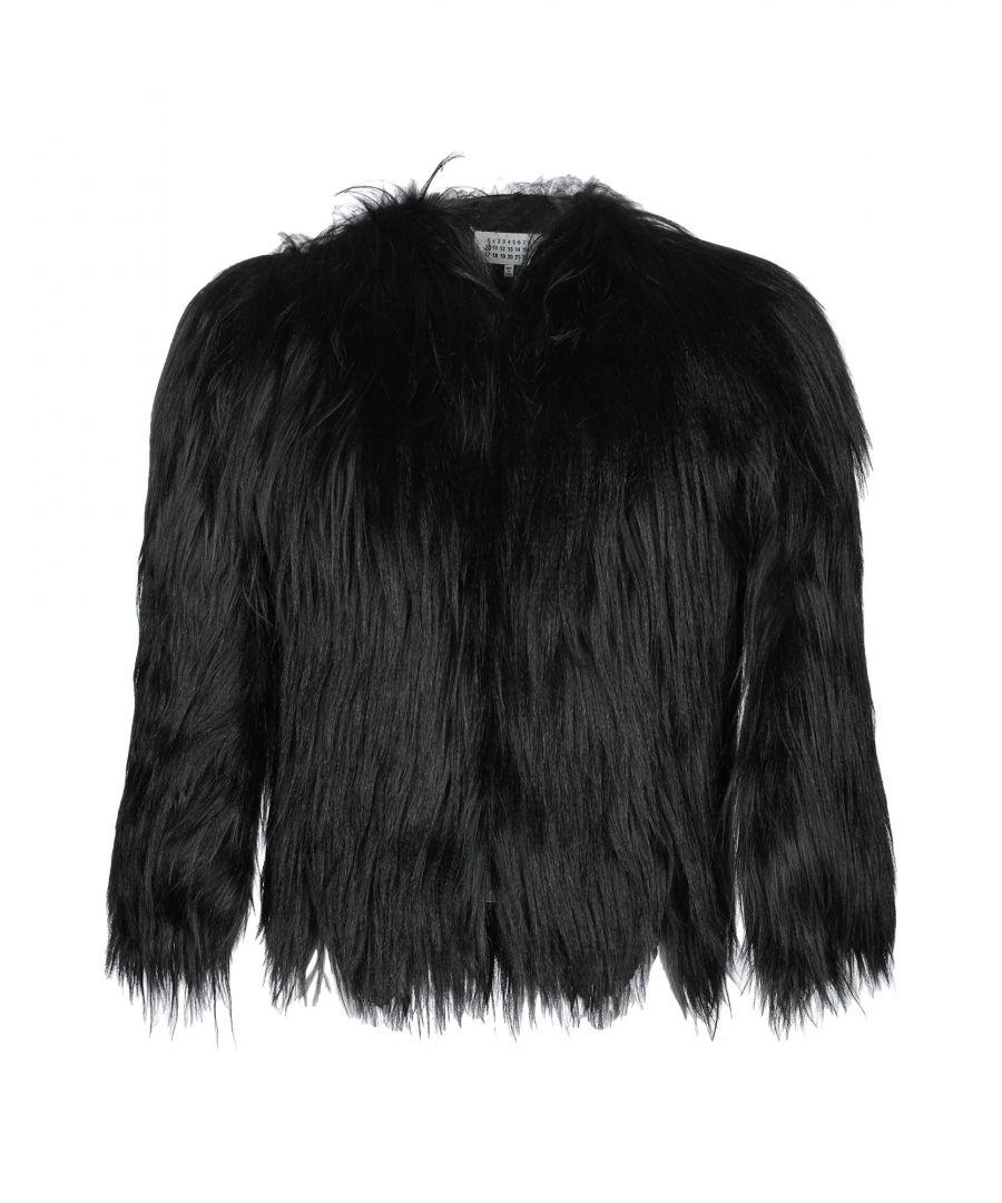 Image for Maison Margiela Black Sheepskin Jacket