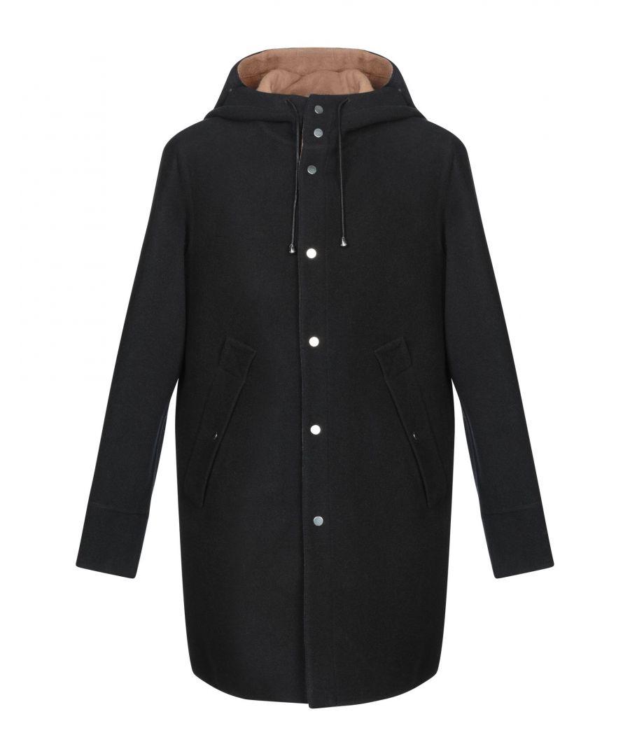 Image for Peuterey Black Virgin Wool Jacket