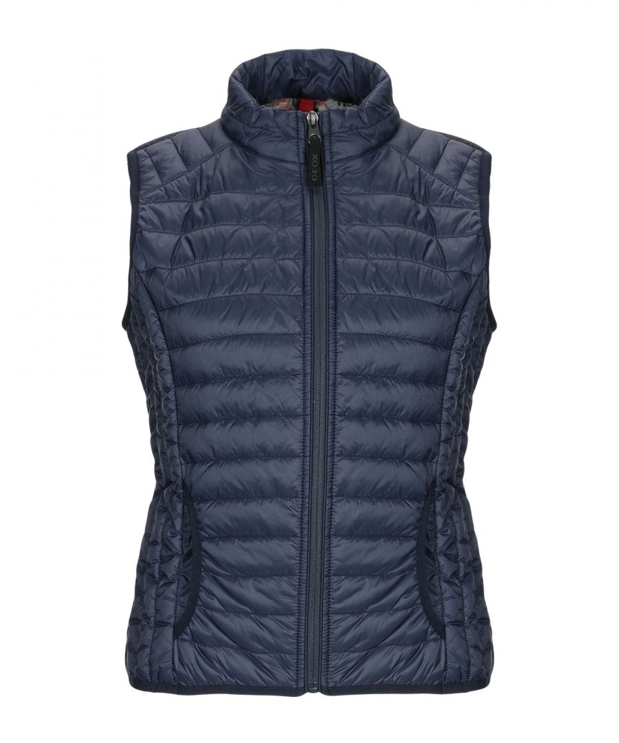 Image for Geox Dark Blue Techno Fabric Gilet