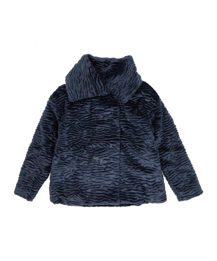Image for COATS & JACKETS Diesel Dark blue Girl Acrilyc