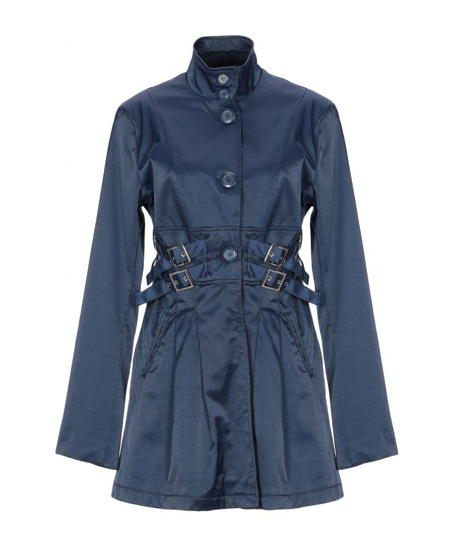 Image for Silvian Heach Dark Blue Cotton Jacket
