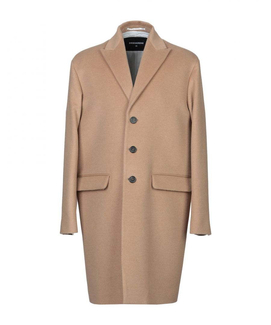 Image for Dsquared2 Camel Coat
