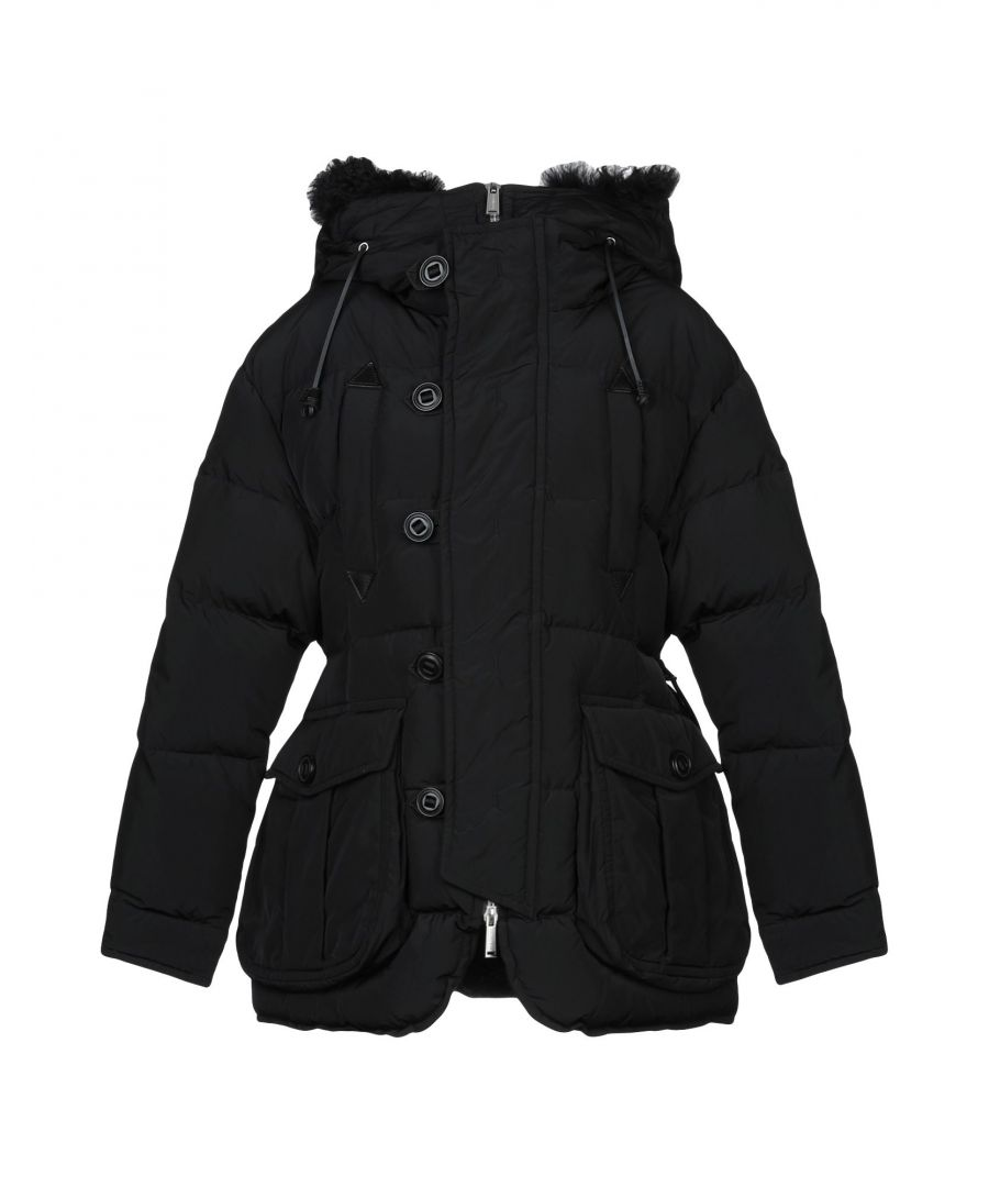 Image for Dsquared2 Woman Down jackets Black Polyester
