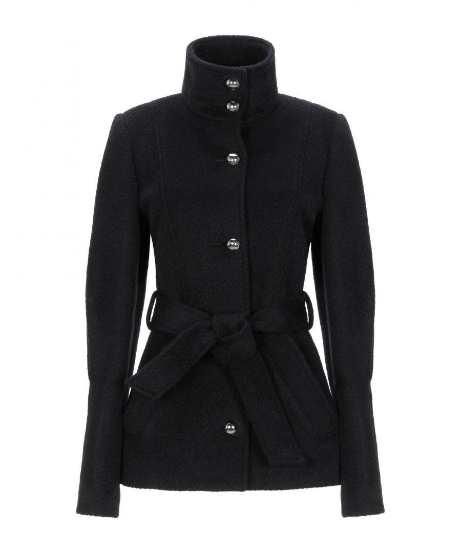 Image for Just Cavalli Black Virgin Wool Jacket