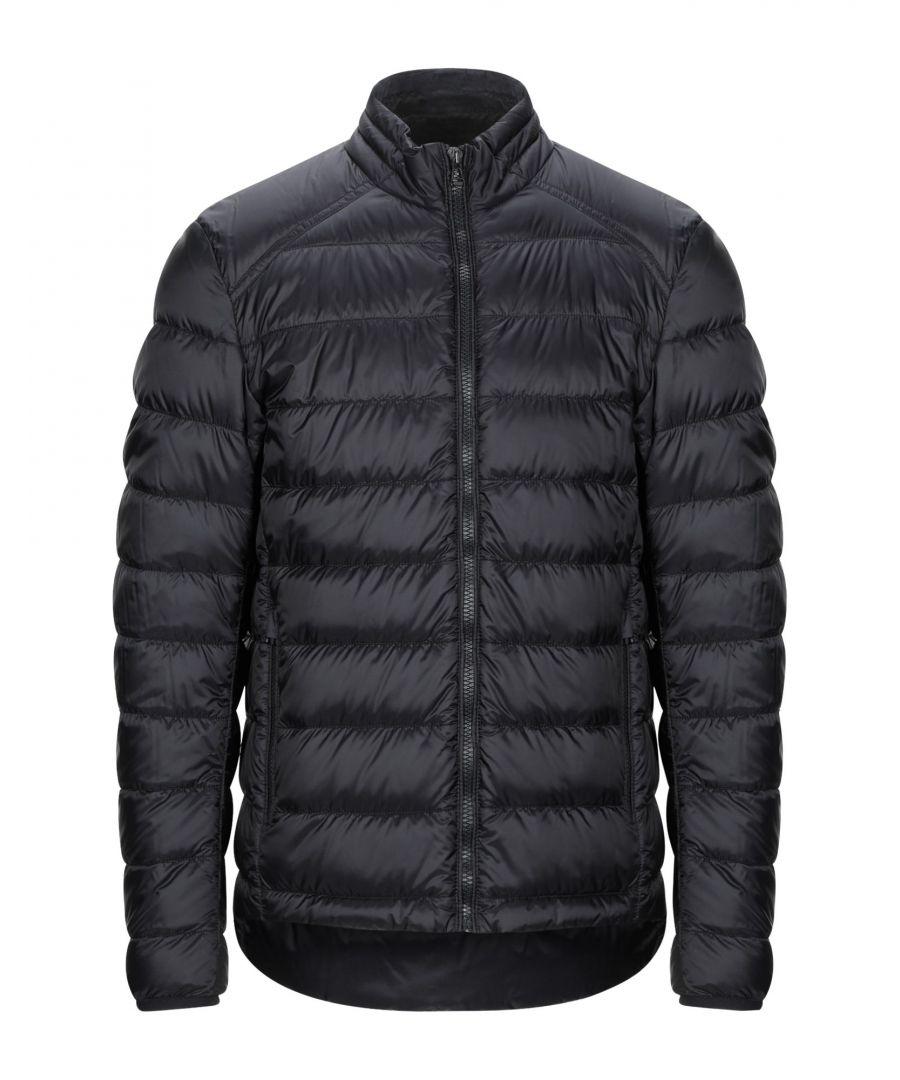 Image for Belstaff Black Techno Fabric Jacket