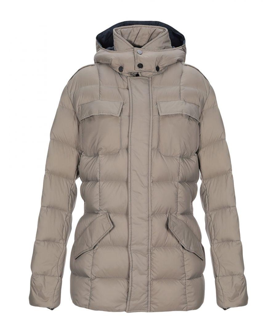Image for Colmar Khaki Techno Fabric Padded Coat