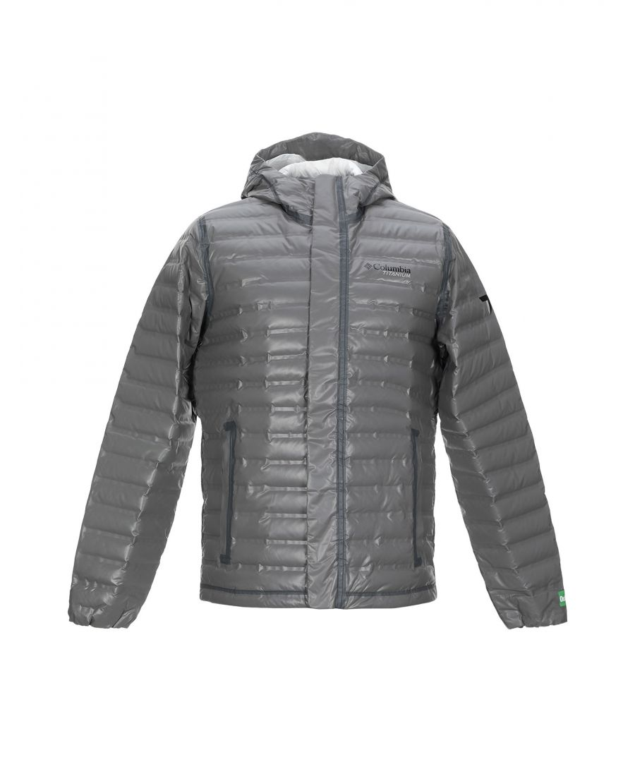 Image for Columbia Grey Recycled Polyester Jacket