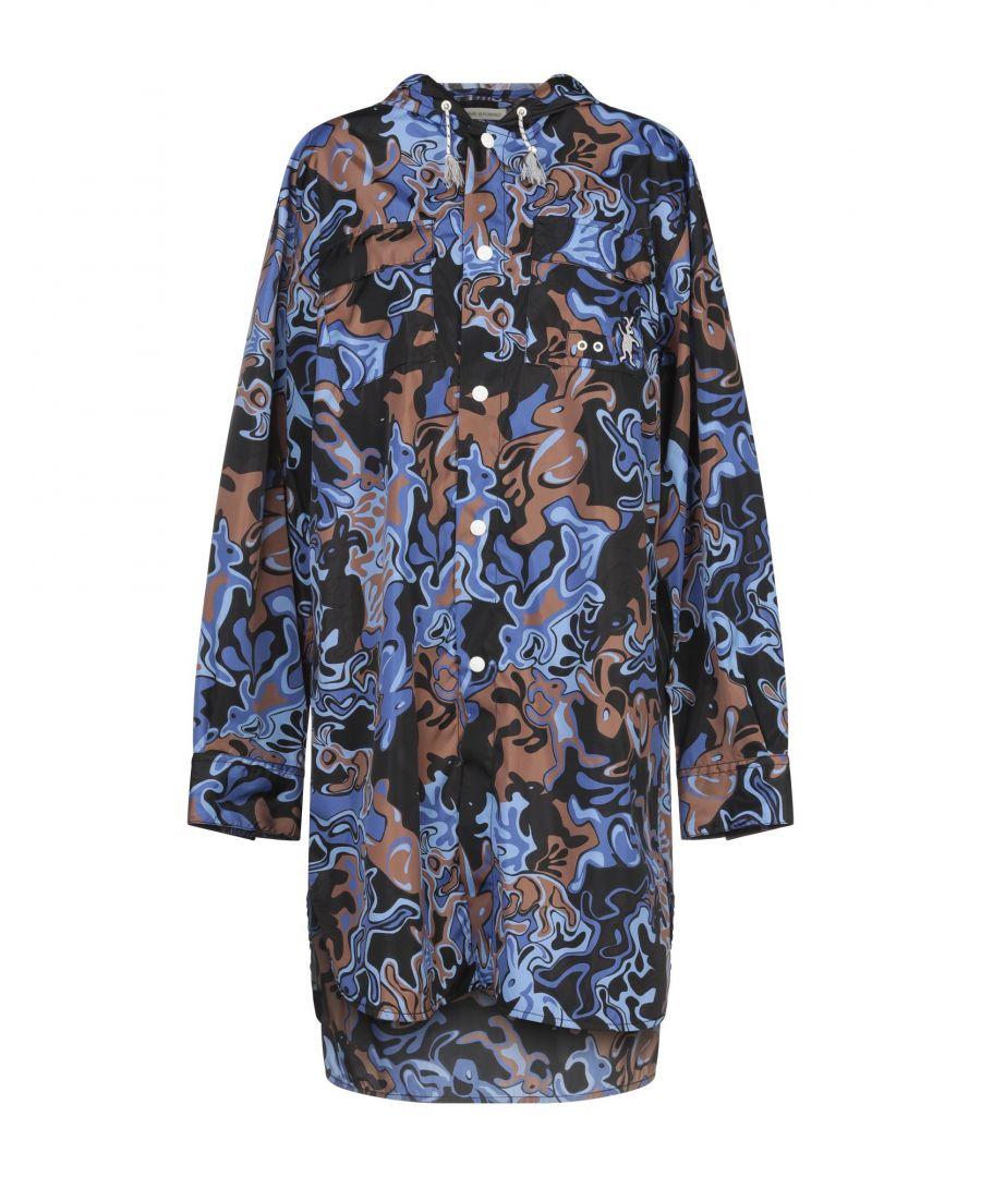 Image for COATS & JACKETS Marni Blue Woman Polyamid