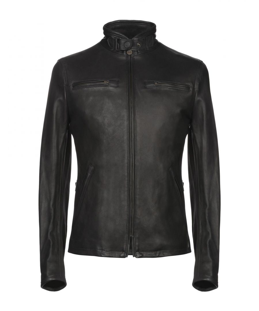 Image for Matchless Black Leather Jacket