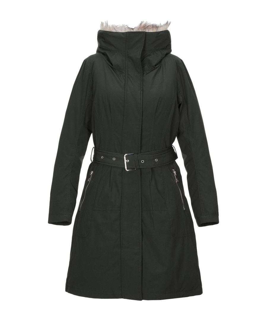 Image for Guess Women's Down Jackets Dark Green Polyester