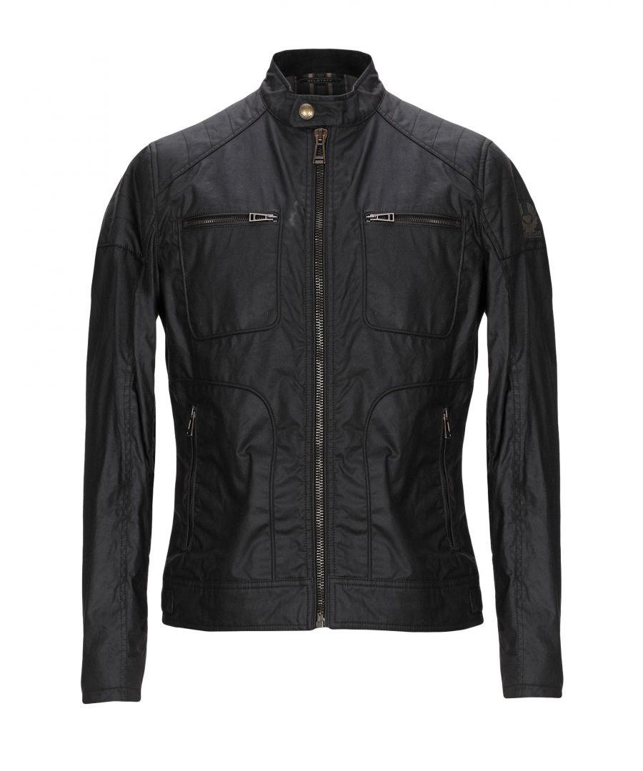 Image for Belstaff Dark Brown Cotton Jacket
