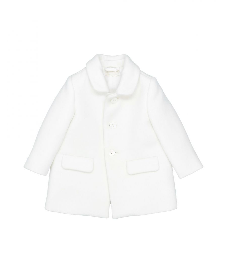 Image for COATS & JACKETS Dolce & Gabbana White Girl Wool