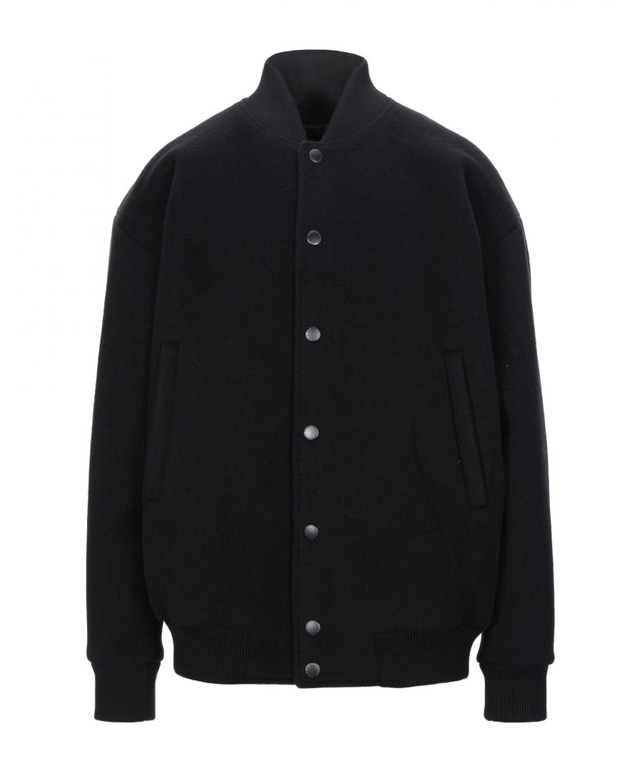 Image for Dsquared2 Black Virgin Wool Jacket
