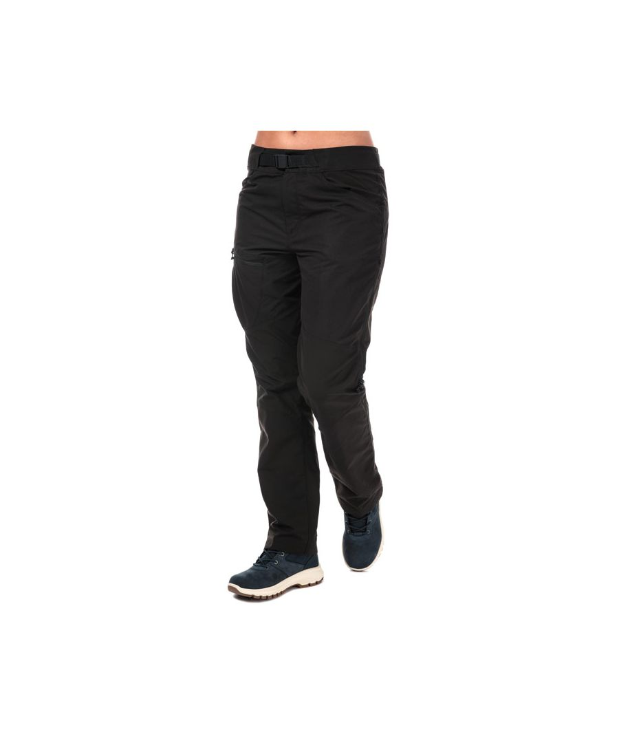 Image for Women's Berghaus Extrem Fast Hike Trousers in Black