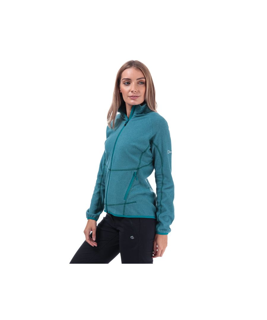 Image for Women's Berghaus Spectrum Micro 2.0 Jacket in Turquoise