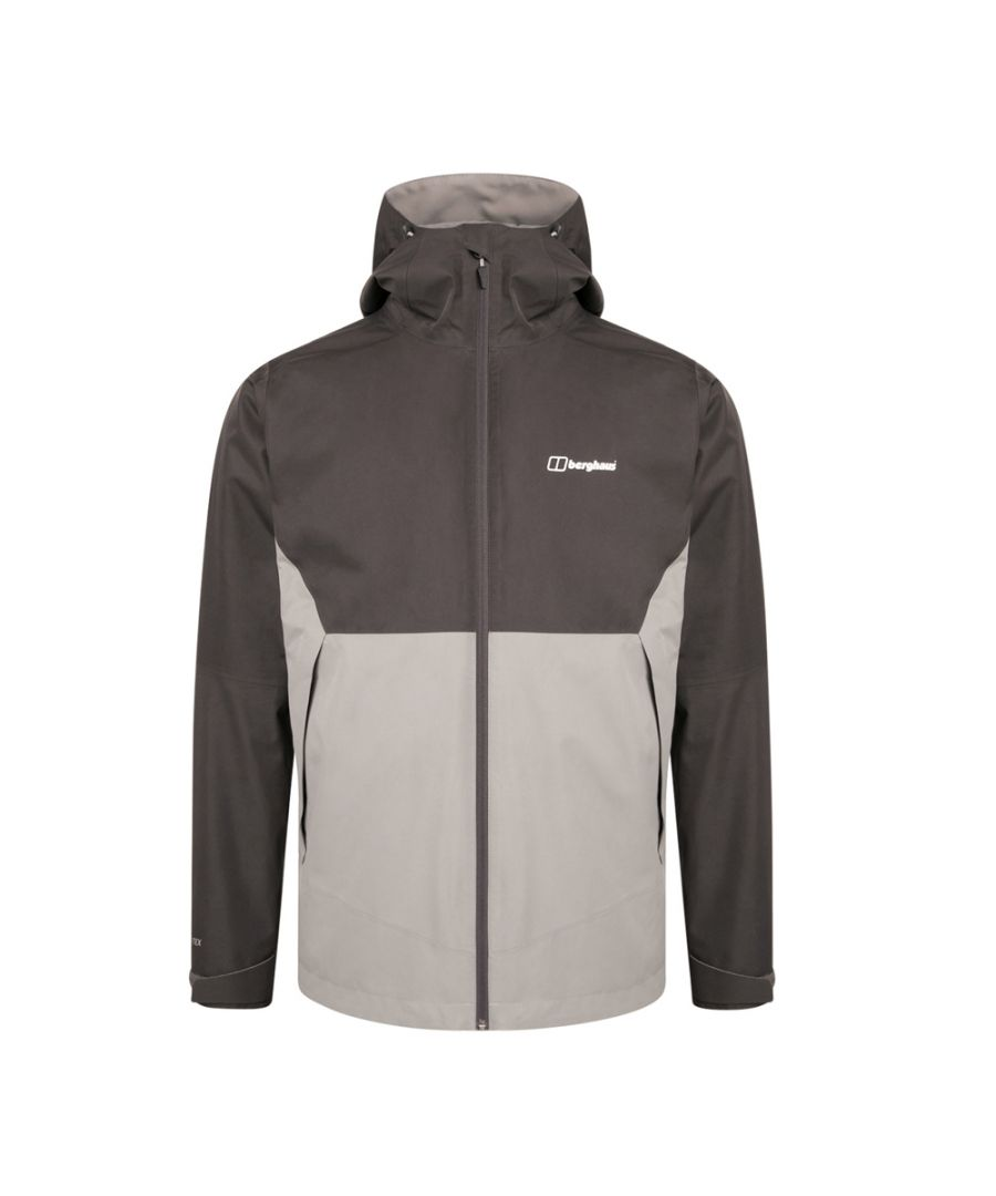 Image for Berghaus Fellmaster 3 in 1 Mens Waterproof Jacket Grey