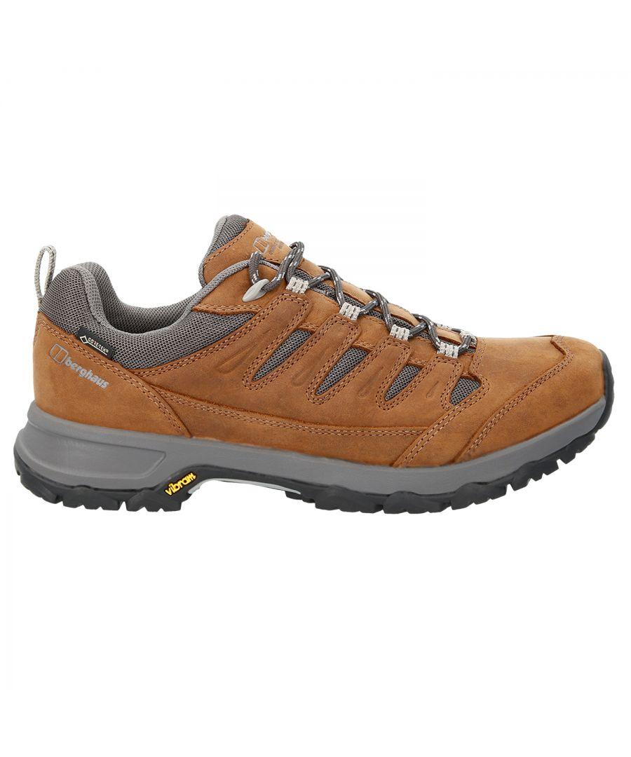 Image for Berghaus Kanaga GTX Womens Shoe Brown